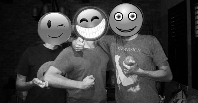 ASP Trio (Smiley Faces)
