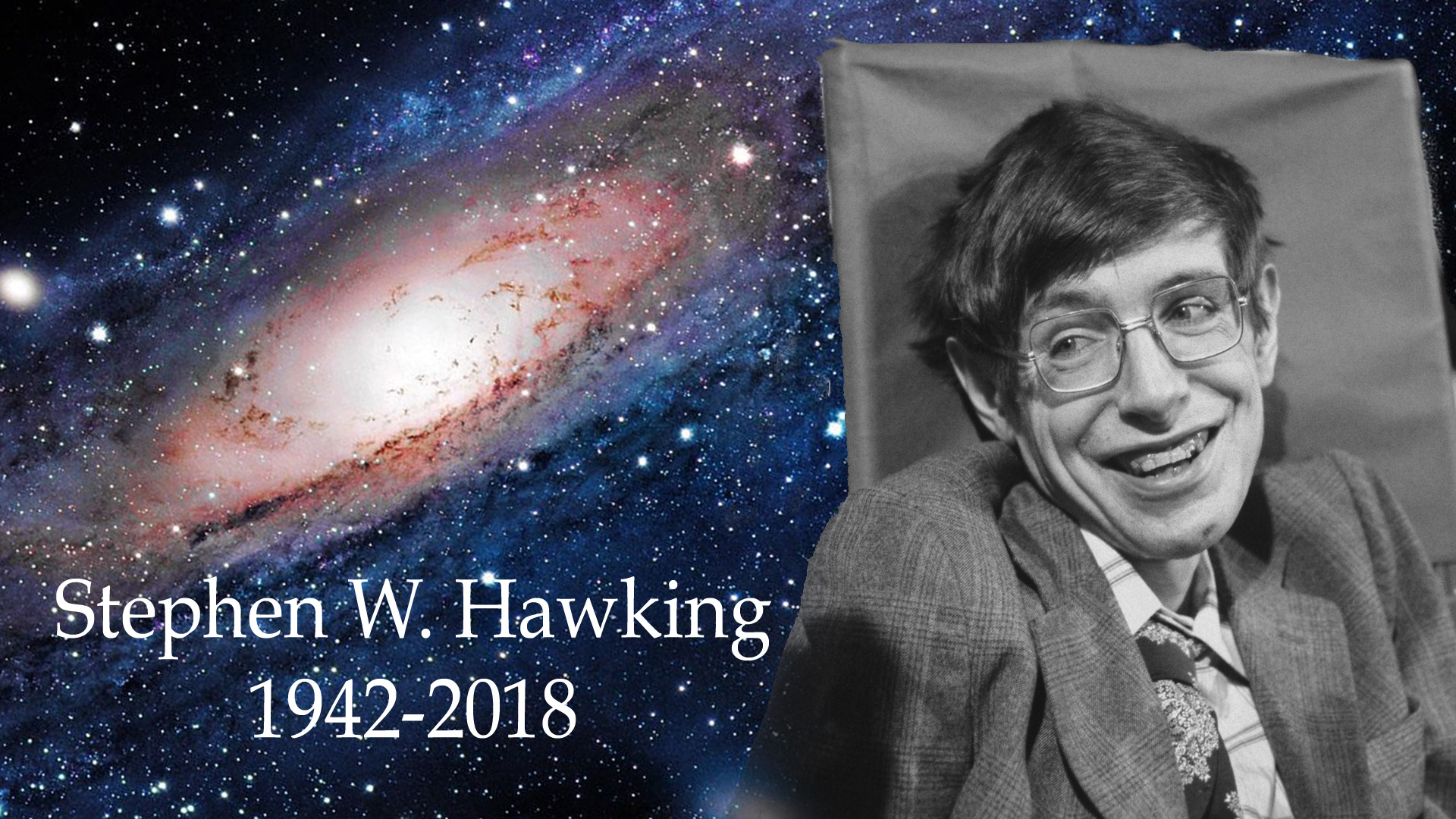 Stephen Hawking Episode 55
